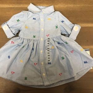 Ralph Lauren Baby 2 Piece Set